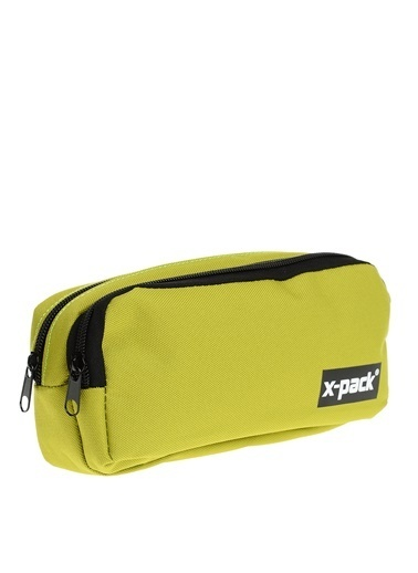 X-Pack Kalem Çantası Yeşil